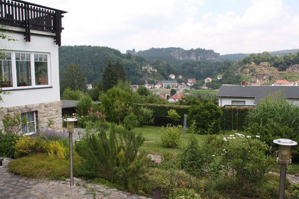 Außenansicht Panoramablick